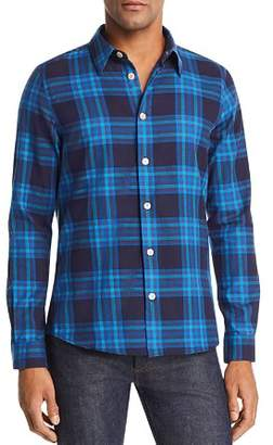 Paul Smith Plaid Slim Fit Shirt