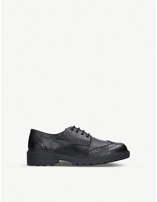 Geox Casey leather brogues 7-10 years