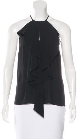 MICHAEL Michael Kors Michael Kors Silk Sleeveless Top