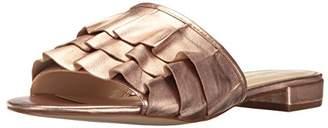 Nine West Women's Ivarene Metallic Dress Sandal