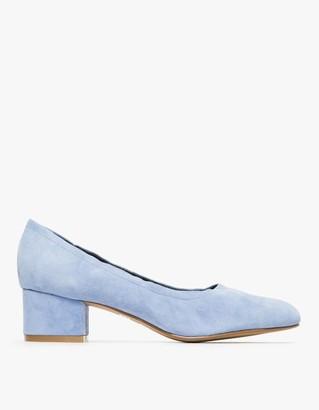 Bitsie in Blue Suede $130 thestylecure.com