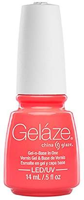 China Glaze Gelaze Nail Polish