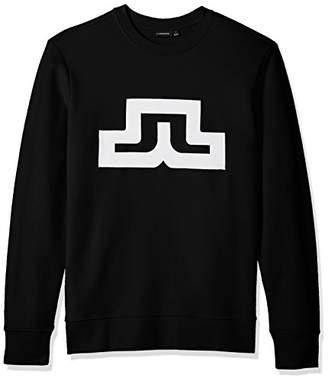 J. Lindeberg Men's Bridge Logo Sweatshirt