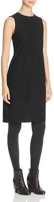 Eileen Fisher Sleeveless Crewneck Dress $238 thestylecure.com