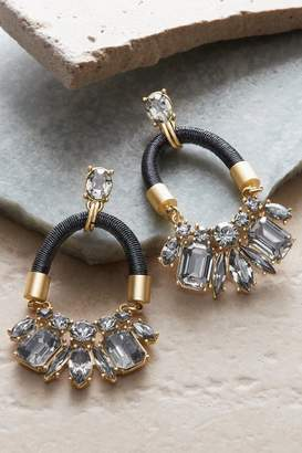 Soft Surroundings Cora Coyle Crystal Earrings