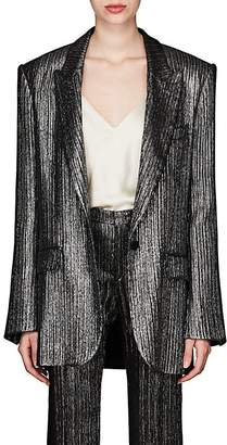 Isabel Marant Women's Datja Metallic Striped Blazer