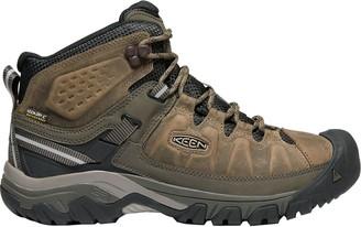 Keen Targhee III Mid Leather Waterproof Hiking Boot - Men's