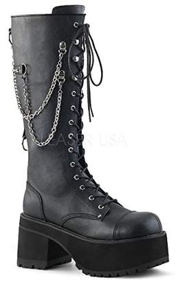 Demonia RANGER-303 Knee High Boot