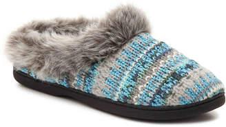 Dearfoams Patterned Knit Slipper - Women's