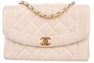 Chanel Diana Flap Handle Bag