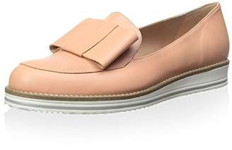 Chaniotakis Women's Big Bow Loafer