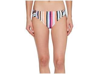 Kenneth Cole Over The Rainbow Sash Tab Hipster Bikini Bottom