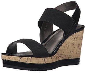 LifeStride Women's Ellusive Wedge Sandal $13.51 thestylecure.com