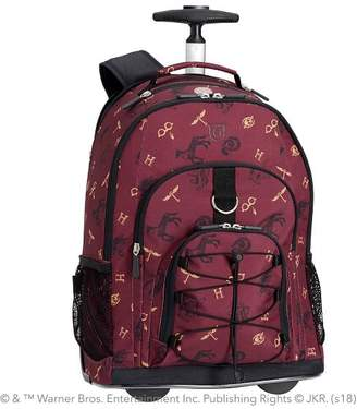 Pottery Barn Teen Gear-Up HARRY POTTER & Tossed HOGWARTS & Rolling Backpack