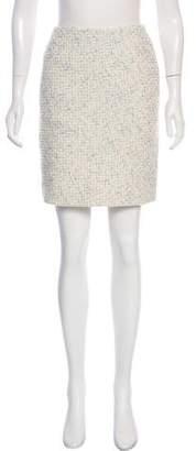 Akris Punto Mini Pencil Skirt
