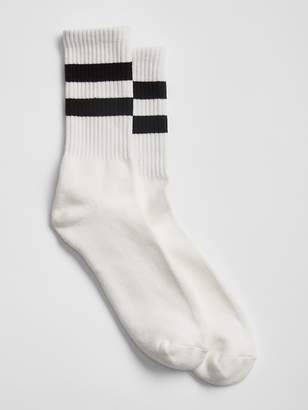 Gap Stripe Tube Socks