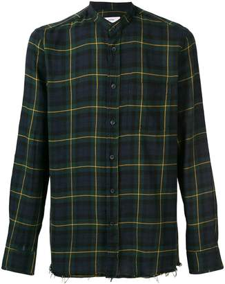 Mauro Grifoni plaid shirt