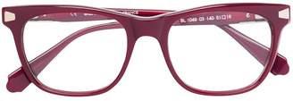 Balmain wayfarer glasses