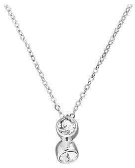 Ted Baker Crystal Tumble Tiny Drop Pendant