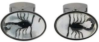 Tateossian Scorpion cufflinks