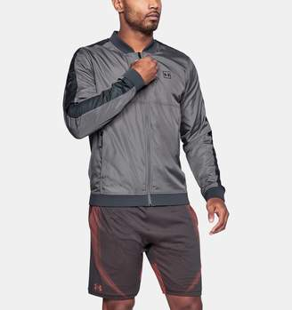 Under Armour Men's UA Sportstyle Wind Bomber Jacket