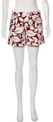 Marc Jacobs High-Rise Mini Shorts