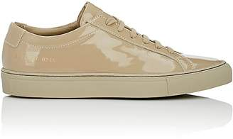 Common Projects Women's Achilles Patent Leather Sneakers