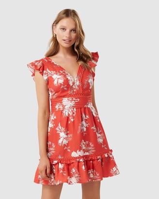 Forever New Sasha Mini Flippy Dress