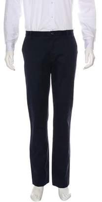 Etro Woven Twill Pants