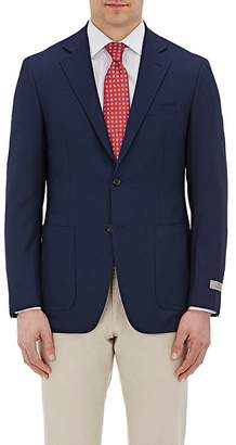 Canali MEN'S KEI WOOL TWO-BUTTON SPORTCOAT
