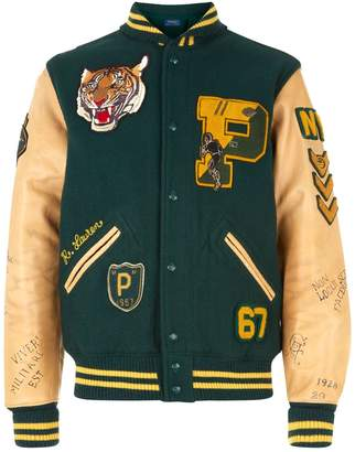 Polo Ralph Lauren Varsity Bomber Jacket