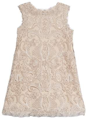 Tadashi Shoji Embroidered Sheath Dress