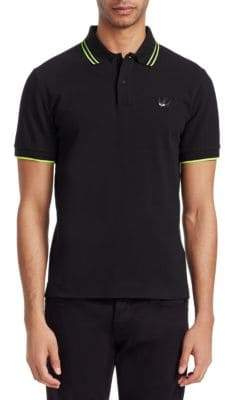 McQ Tipped Swallow Polo