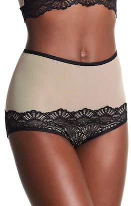 Only Hearts Whisper Sweet Nothings High Waisted Brief