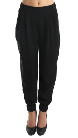 3.1 Phillip Lim Silk Pleated Sweatpant