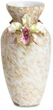 Jay Strongwater Great Gifts Loretta Orchid Vase
