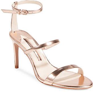 Sophia Webster Rosalind Leather Ankle Strap Sandals