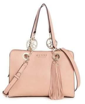 GUESS Alana Girlfriend Satchel Bag