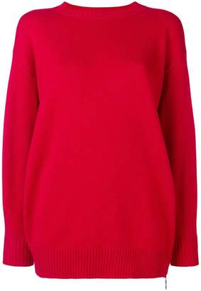 Lamberto Losani crew neck sweater