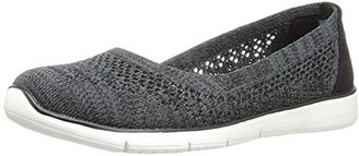 BOBS from Skechers Women's Pureflex 2-Knit Knack Flat $27.95 thestylecure.com