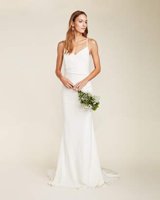 Ruching Sweetheart Neckline Wedding Dress - ShopStyle
