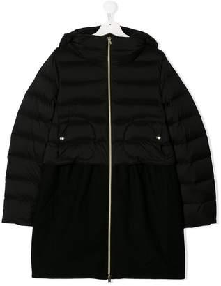 Herno Kids TEEN padded long coat