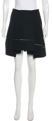 Matthew Williamson Wool Mini Skirt