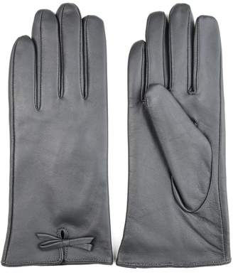 Journee Collection Women's Leather Gloves
