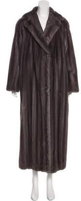 Michael Kors Long Mink Coat
