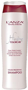 L'anza Healing Haircare Healing Colorcare Color-Preserving Shampoo 300ml
