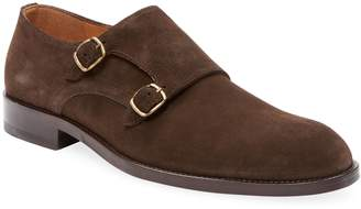Gordon Rush Men's Double Monkstrap