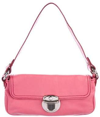 Marc Jacobs Leather Flap Handle Bag