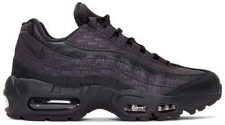 Nike Grey Air Max 95 LX Sneakers