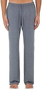 Derek Rose Men's Jersey Pants - Charcoal